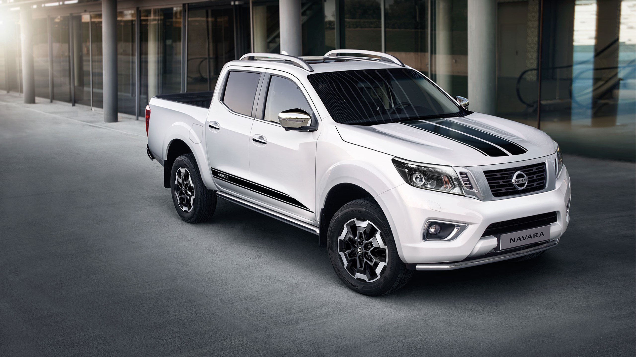 Erhvervsbiler til salg - Nissan Navara