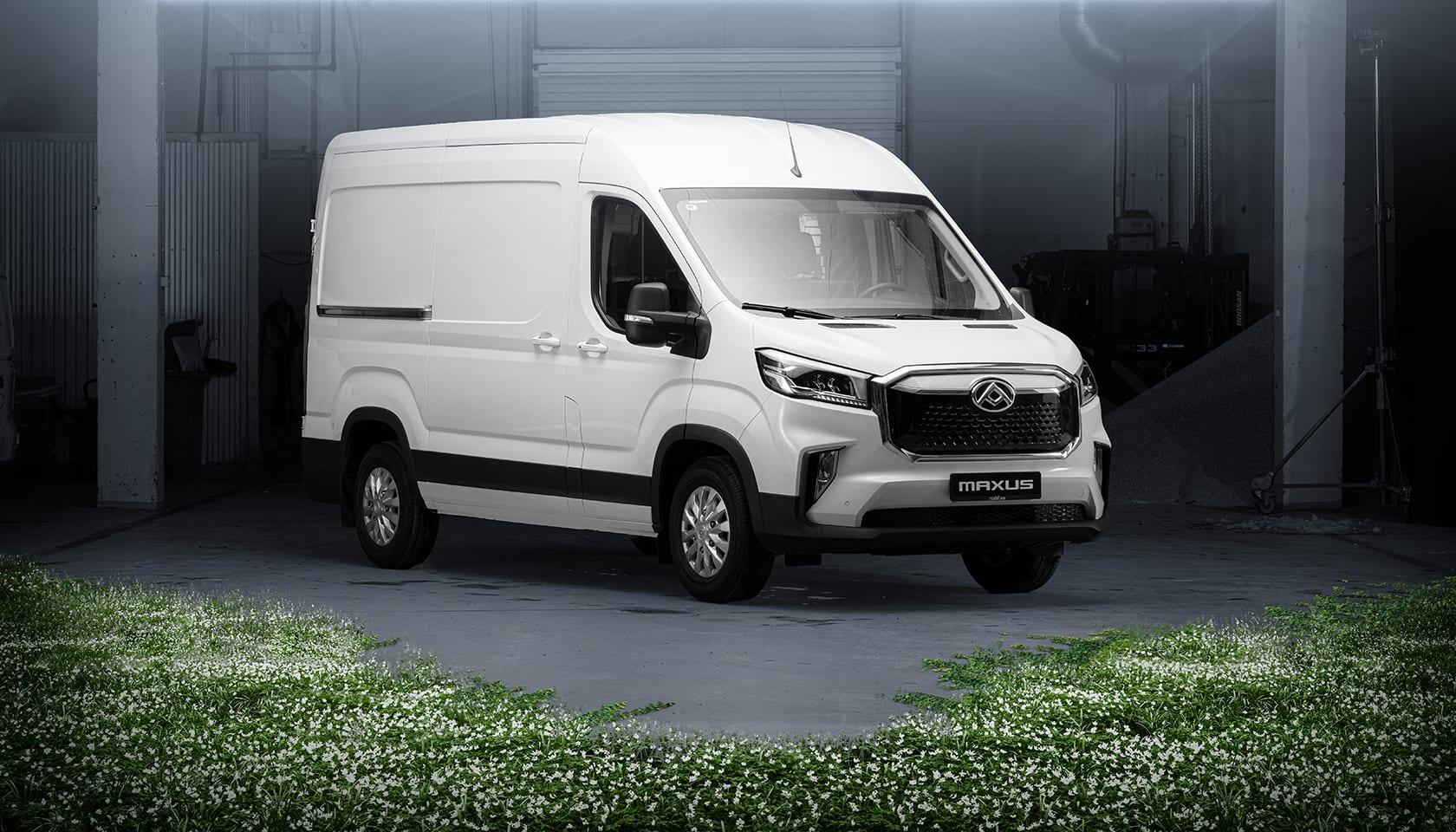 Maxus e-Deliver 9 el varebil til omgående levering